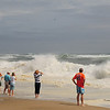 Hurricane Bill at Nauset Beach August 2009 :