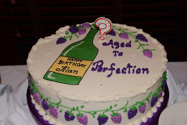 Alan Sawyer's Special Birthday